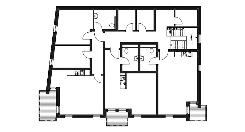 Wohnhaus in Falkensee OG
